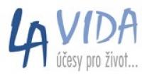 logo Kadeřnictví LA VIDA