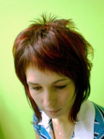 ... účes pro vaše vlasy: střih pro krátké vlasy, styl denní