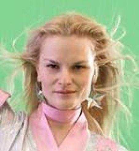 Můj účes pro vaše vlasy: střih pro dlouhé vlasy, styl denní ...