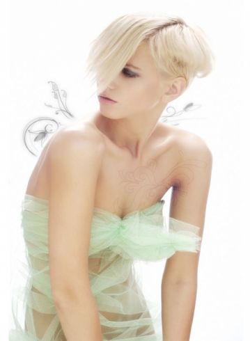 město plzeň 3 barva vlasů blond typ obličeje kulatý délka vlasů ...